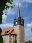 Kirche Fambach - vorher